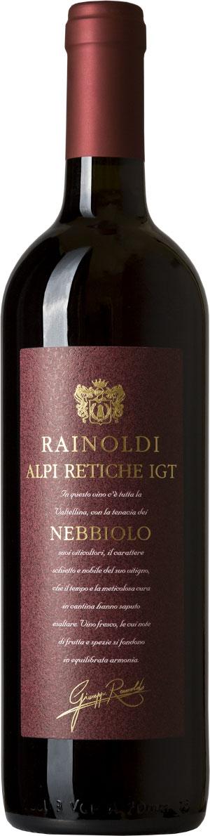 Rainoldi Vini - Nebbiolo - Alpi Retiche Igt