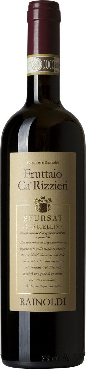 Rainoldi Vini - Fruttaio Ca' Rizzieri - Sforzato di Valtellina Docg