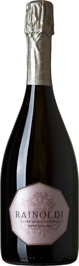 Rainoldi Vini - Cuvée Maria Vittoria - Rosé Nature Millesimato